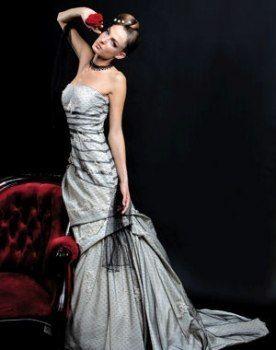 Robe de mariée Créateur Philippe Swann pour Complicité Sango
