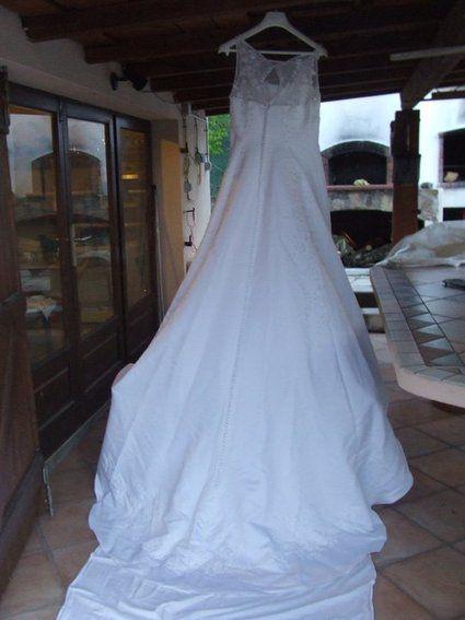 Robe de mariée T40 pas cher en Corse - Occasion du Mariage