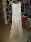 robe mariée creme - Occasion du Mariage