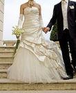 Robe de mariée Pronovias modèle Megan - Occasion du Mariage