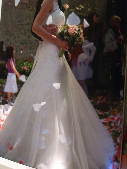 Robe de mariee Mcmariage - Savoie (Haute)