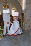 Robe de mariee bustier asymetrique pas cher - Occasion du Mariage