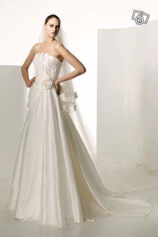 Robe mariée pas cher Pronovias 2012- Occasion du mariage