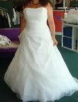 robe de mariée RIYAD collection 2015+Jupon+housse offerte - Occasion du Mariage