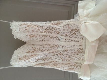 Robe de mariée cymbeline modèle Cantabe 38 - Occasion du Mariage