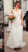 Robe de mariée Pronovias Bahia T38 - Occasion du Mariage