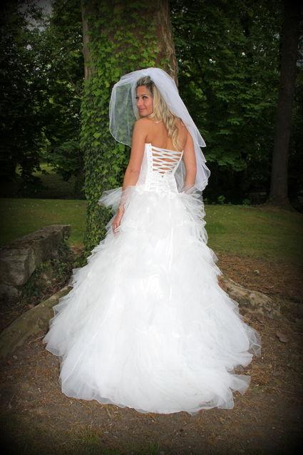 Robe de Mariage Cymbeline - Allier