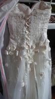 Magnifique Robe de mariée NEUVE sous carton