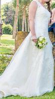 Robe de mariée pronovias T36 - Occasion du Mariage