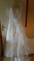 Robe mariée ivoire  - Occasion du Mariage