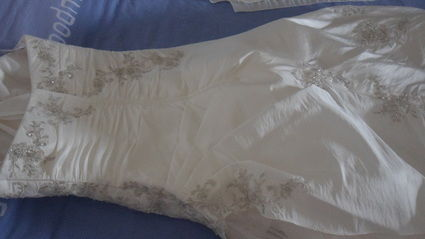 Robe de mariée Lise St Germain Modèle Etincellante - Occasion du Mariage