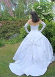 Superbe robe de mariée blanche marque BELLA T. 36 - Occasion du Mariage