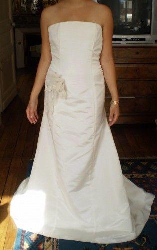 Robe de mariée Thierry Marin neuve et pas cher - Occasion du Mariage