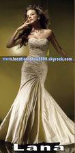 Robe Lana - Occasion du Mariage