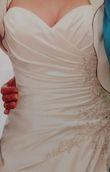 Robe de mariée T38 Empire du Mariage - Occasion du Mariage
