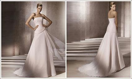 Robe de mariée FABULA de Pronovias - Vienne