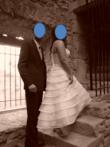 Robe de mariée Pronovias en parfait état - Occasion du Mariage