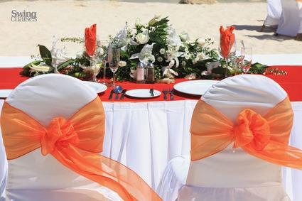 Location housse de chaise swingchaises eure et loir - Housse chaise mariage occasion ...