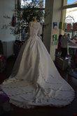 Robe de mariée blanche M-L d'occasion Alsace 2012 - Occasion du mariage