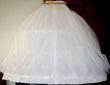 Jupon Blanc Robe Mariée  - Occasion du Mariage