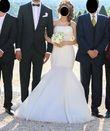 Robe de mariée et voile Pronovias - Occasion du Mariage