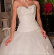 Robes de mariée pas cher blanche et rose - Occasion du mariage