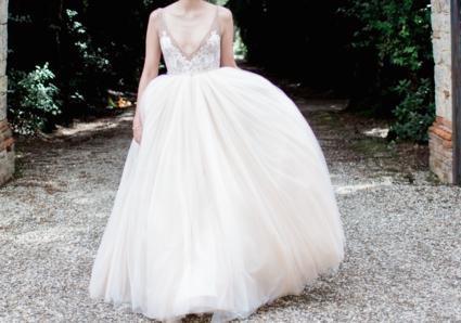 Robe de mariage occasion paris