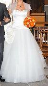 robe CYMBELINE modèle gardénia 2013 - Occasion du Mariage