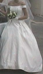 Robe de mariée pas cher comtesse Point mariage 2012 - Occasion du Mariage