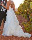 Magnifique robe de mariée ivoire brodure dos nu - Occasion du Mariage