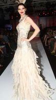 Magnifique robe Sue Wong - Années 20 - Occasion du Mariage