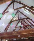 90 lampions pastel à accrocher - Occasion du Mariage