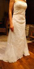 Superbe Robe de mariée bustier 38-36 - Occasion du Mariage