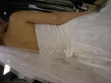 Voile de mariée pas cher Pronovias collection 2012 - Occasion du Mariage