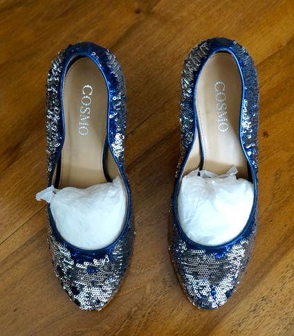 Chaussure de mariée femme Cosmo
