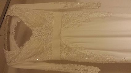 Robe de Mariee neuf - Hauts de Seine