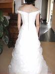 Robe de mariée pas cher neuve Hervé Mariage 2012 - Occasion du mariage