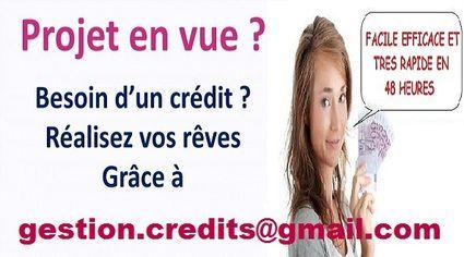Solution de prêt à vos besoins d'argent - Guadeloupe
