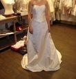 Robe de mariée pas cher Anne Clicques 2012 - Occasion du mariage