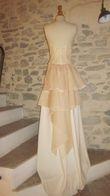Robe CYMBELINE blanc cassé 2 pièces - Occasion du Mariage