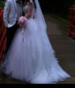 robe de mariée princesse avec strass Swarovski - Occasion du Mariage