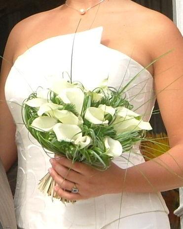 Robe de mariée bustier pas cher d'occasion 2012 - Occasion du Mariage