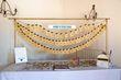 Armature décoration table - Occasion du Mariage
