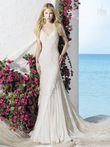 Robe mariée YolanCris T 36-38 - modèle Agelia - Superbe éta - Occasion du Mariage