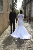 Robe de mariée sirène Tendance mariage - Occasion du Mariage