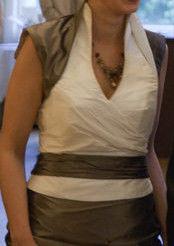 Robe de Mariée pas cher Linea Raffaelli à Paris - Occasion du mariage
