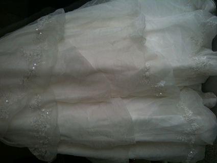 Robe de mariage magnifique pas cher - Occasion du mariage
