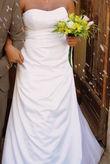 Robe de mariée pas cher Hervé Mariage collection 2012