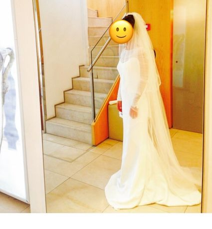 Robe de mariée Pronovias atelier couture  - Nord