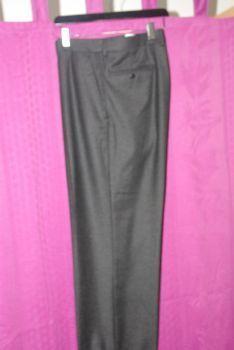 Pantalon de mariage flanelle gris T42 d'occasion pas cher - Occasion du mariage